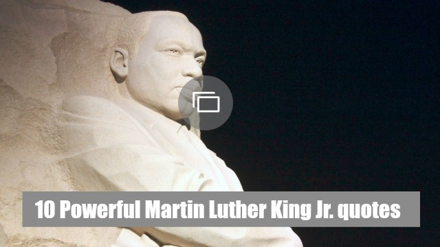 Teaching kids about Martin Luther King Jr. shouldn't happen just on his birthday