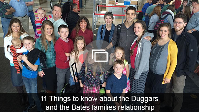 Of course an innocent #TBT Duggar photo has angered the internet, because why wouldn't it?