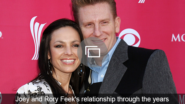 Rory Feek shares Joey's beautiful memorial service in her high school gym