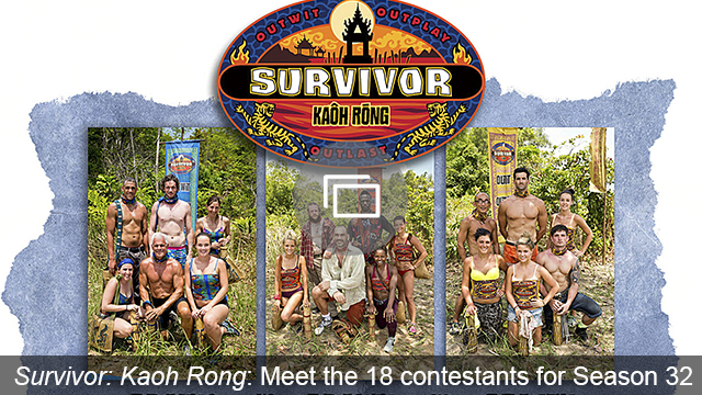 Jeff Probst says some early Survivor winners aren't 'compelling enough' to play again