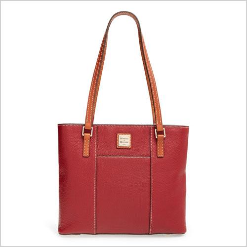 Dooney & Bourke Small Lexington Leather Shopper