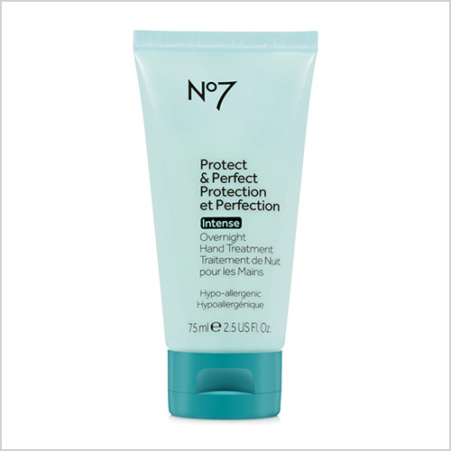 Boots No. 7 Protect & Perfect Intense Overnight Hand Treatment