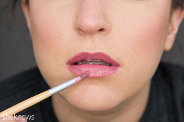 Simple date night makeup tutorial: Step 10