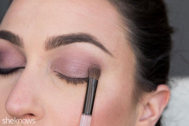 Simple date night makeup tutorial: Step 2