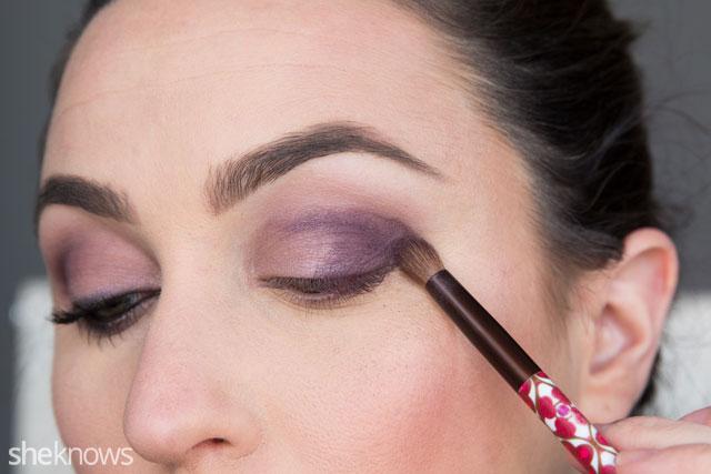 Simple date night makeup tutorial: Step 3