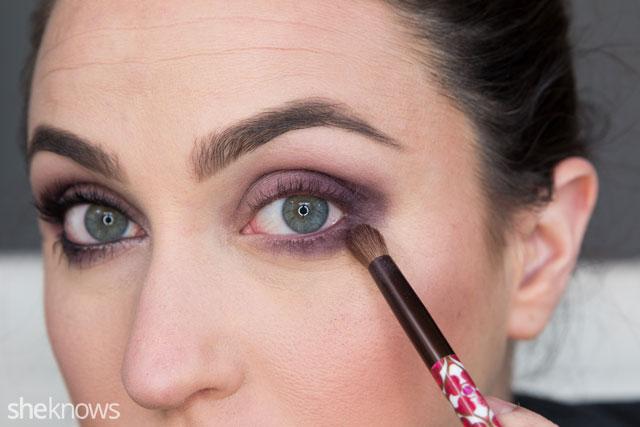 Simple date night makeup tutorial: Step 4