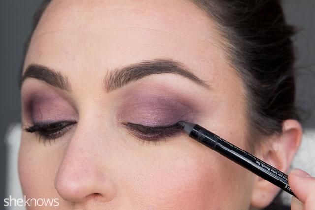Simple date night makeup tutorial: Step 5