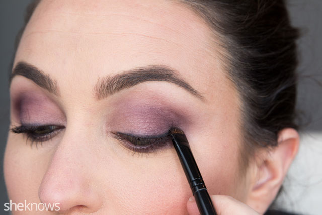 Simple date night makeup tutorial: Step 6