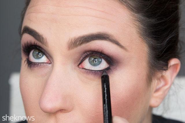 Simple date night makeup tutorial: Step 7