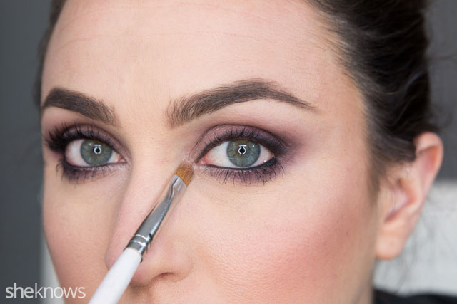 Simple date night makeup tutorial: Step 8