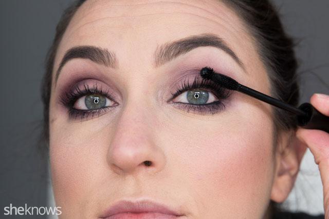 Simple date night makeup tutorial: Step 9