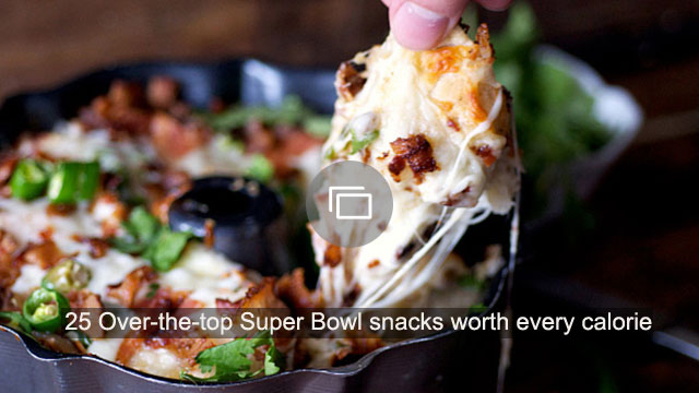 Bacon-crusted mac & cheese football is a must-make Super Bowl snack ...