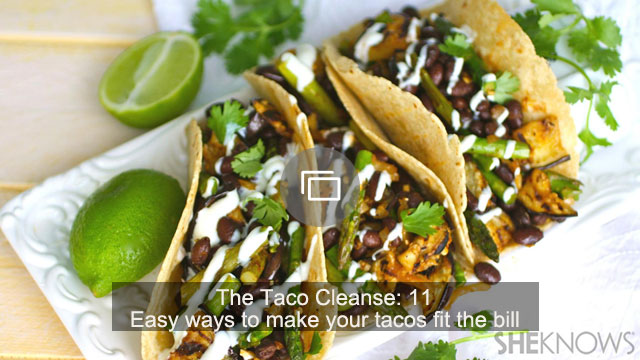Your tacos won't even know what happened to them