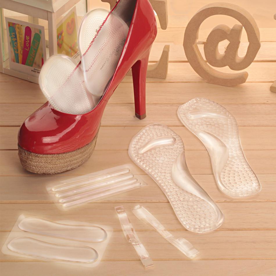 High heel shoe gel insert