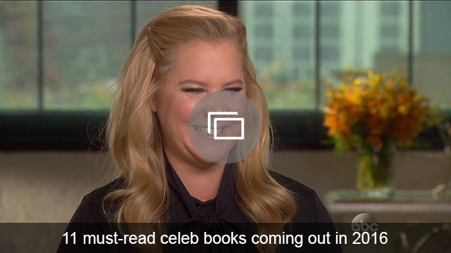 celeb books 2016 slideshow