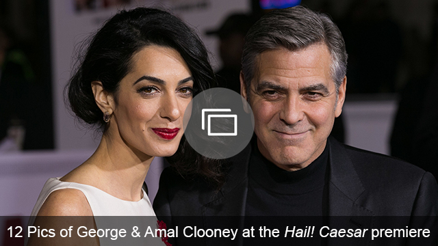 george and amal clooney slideshow