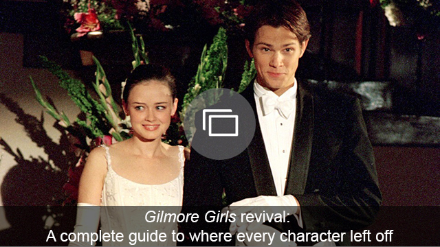 Gilmore Girls is back, but will all the burning relationship questions of Stars Hollow be answered?