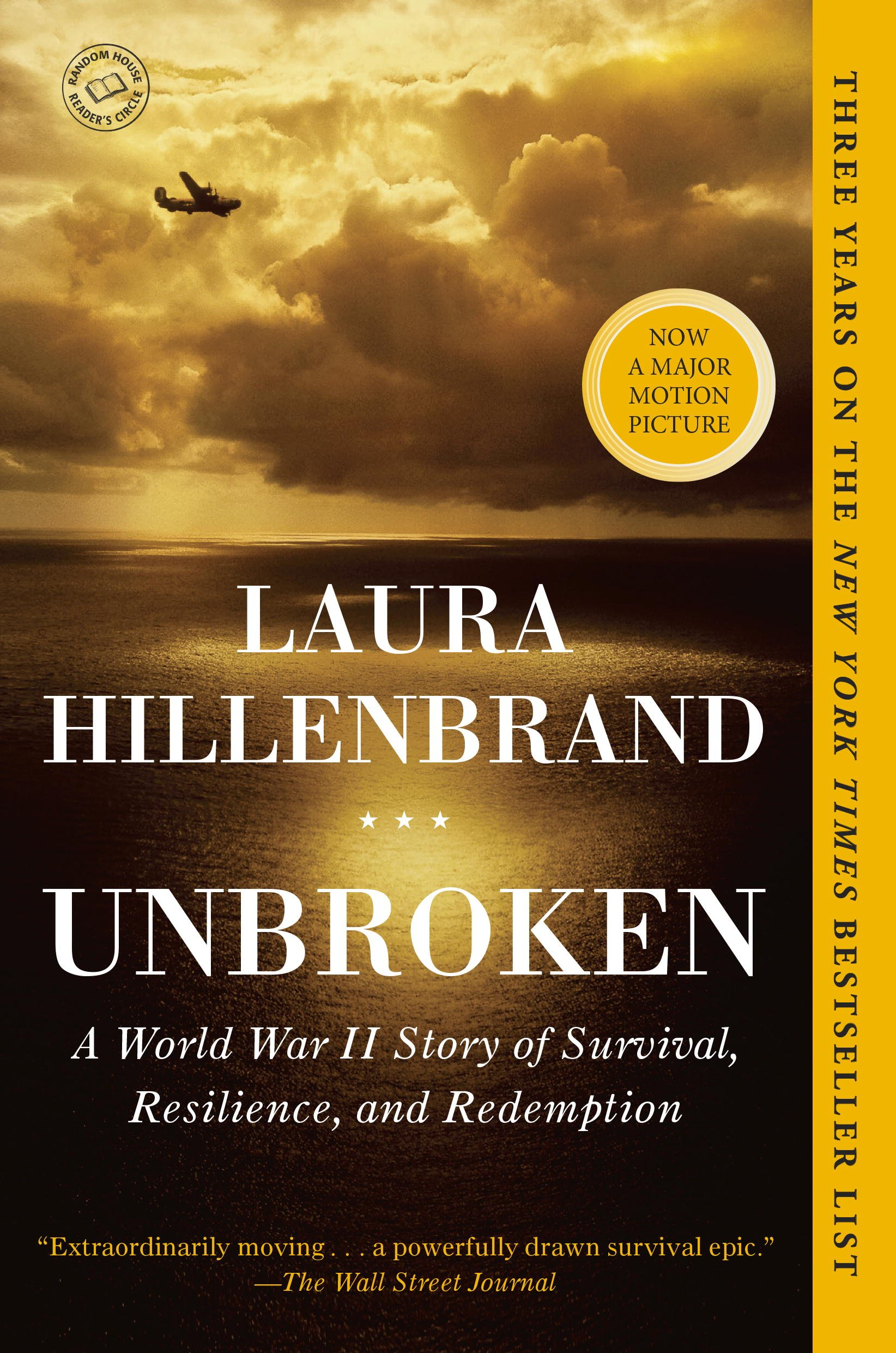 the extraordinary life of louis zamperini in unbroken a book by laura hillenbrand Tags: wwii, biography, history, japan, survival, olympics, war, louis zamperini,  so began one of the most extraordinary odysseys of the second world war  in her long-awaited new book, laura hillenbrand writes with the same rich and.