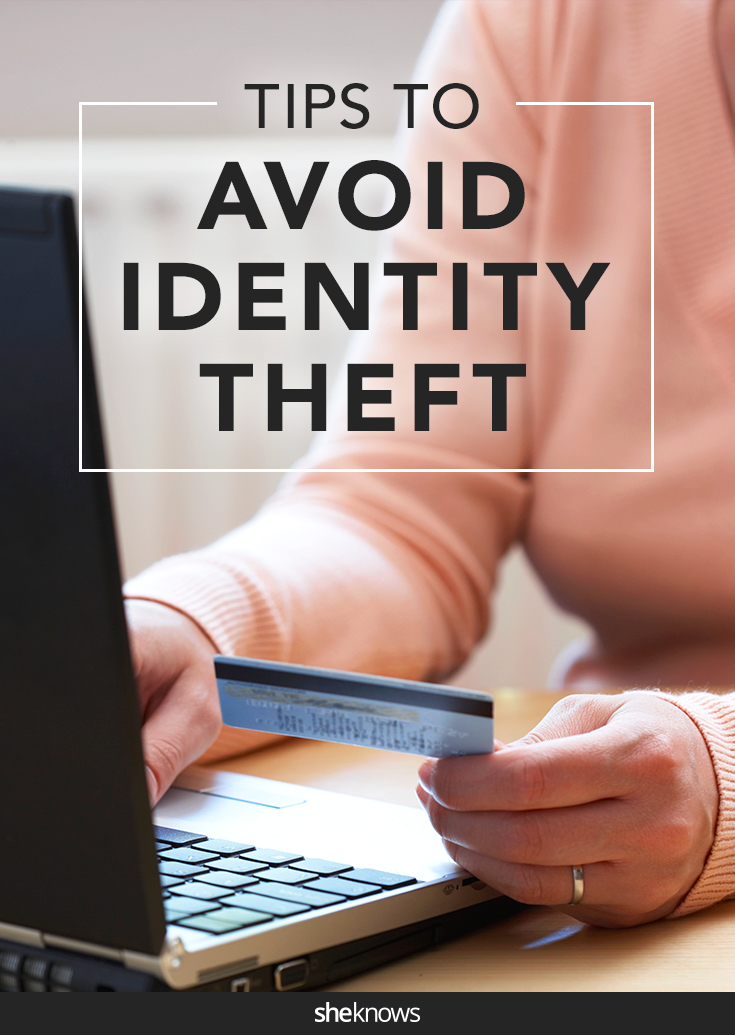 Protecting your identity from theft just got a whole lot easier
