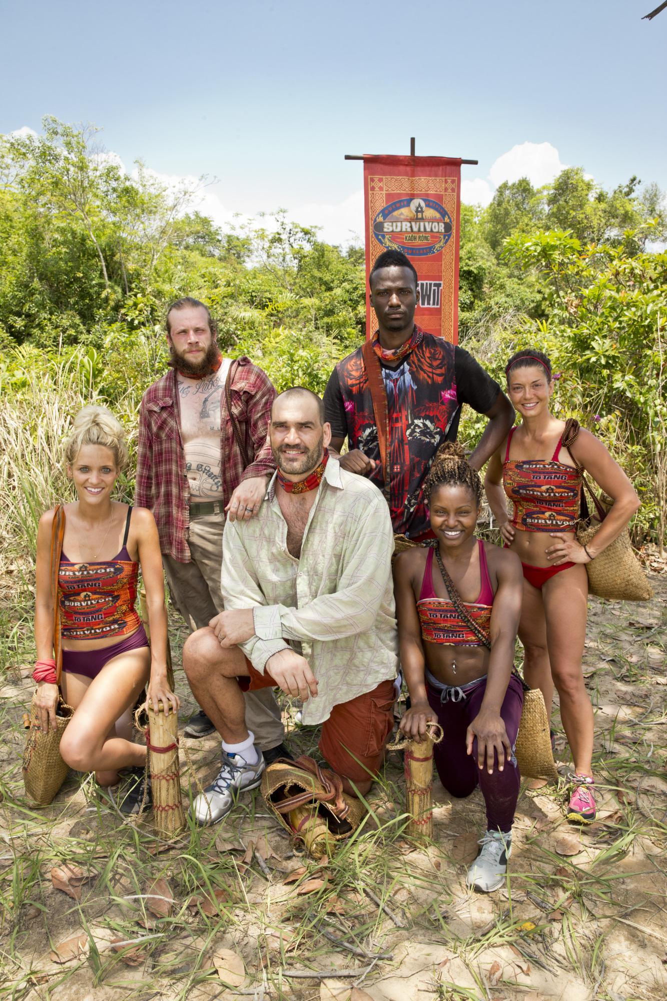 survivor season 28 meet the cast of duck