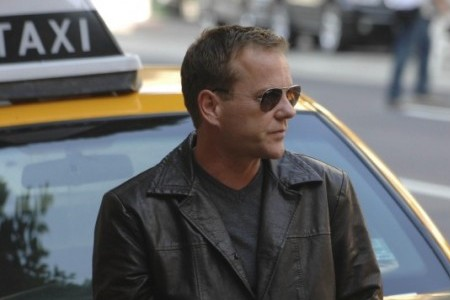 Kiefer Sutherland as Jack Bauer -- 24 returns to Fox January 17