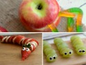 3 Creepy-crawly kids snacks