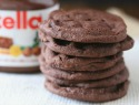 3-ingredient Nutella cookies are your new shortcut to chocolate bliss