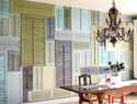 3 Uses for window shutters in home decor
