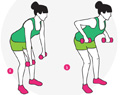 5 Exercises for a sexy back