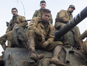 5 unforgettable Brad Pitt quotes from the new Fury trailer