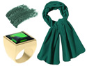 50 Emerald green beauty and style picks for 2013