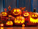 50 Websites with free pumpkin-carving templates