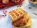 8 Ways to make waffle sandwiches
