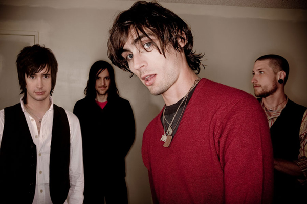 Tyson Ritter and The All American Rejects