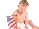 Proud to Be an American? These Baby Boy Names Are Right Up Your Alley