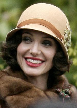 Angelina Jolie in The Changeling, Golden Globe nominee