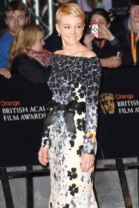 Carrie Mulligan at the 2010 BAFTAs