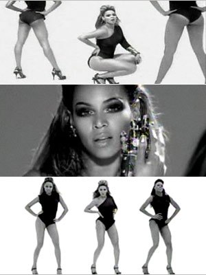 Beyonce s Single Ladies video
