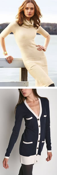 Cozy up dresses for under $100