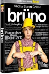 Bruno debuts on DVD