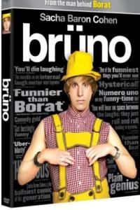 Bruno debuts on DVD