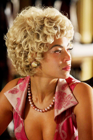 Beyonce is Etta James in Cadillac Records