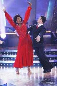 DWTS's Macy Gray