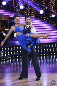 Maks takes Debi for a ride