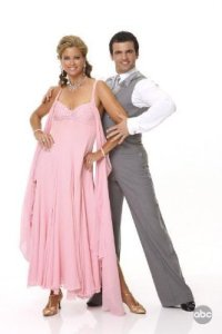 Kathy and Tony on DWTS