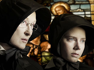 Meryl and Amy Adams in Doubt