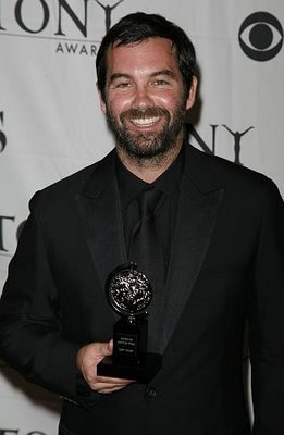 Duncan's proud moment -- winning a Tony Award