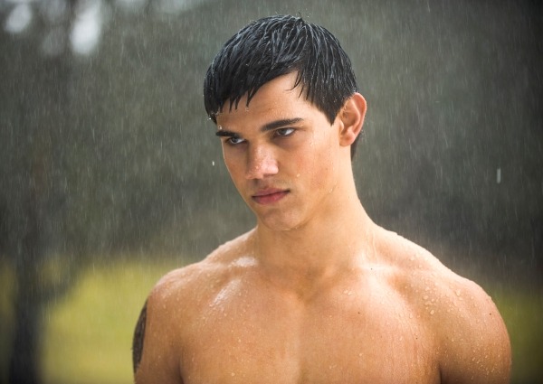 Taylor Lautner becomes New Moon's big star