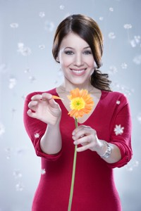 Flower Girl Marla Sokoloff
