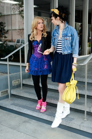 Gossip Girl goes back to the '80s